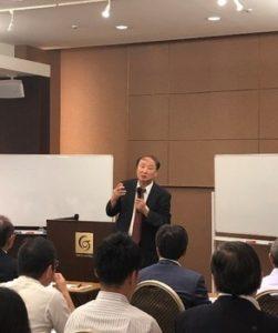 金子勝先生の講演を聴いてきました