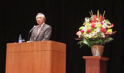 岩田公雄先生の講演を聴いてきました