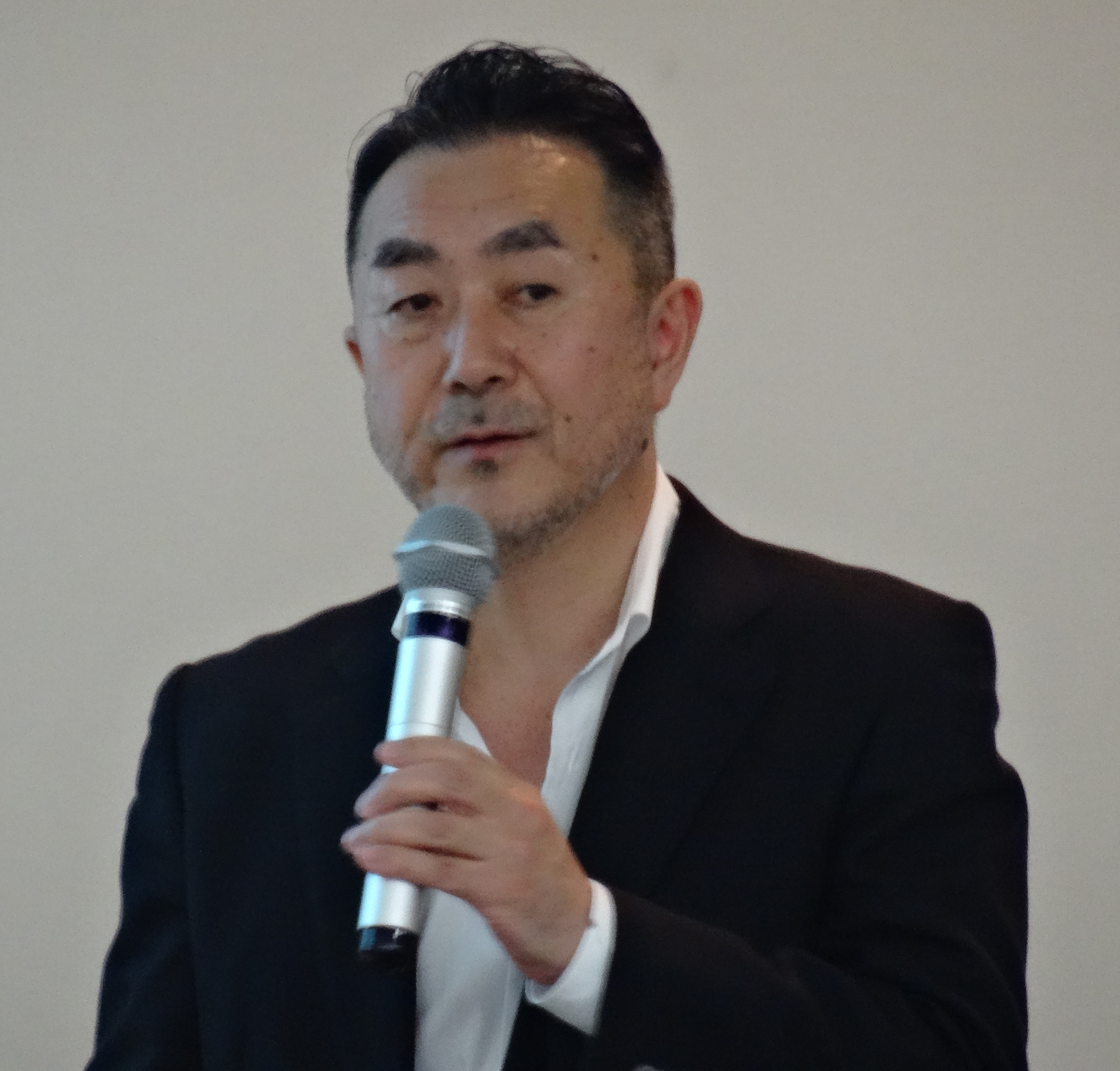 専属講師・石田正樹先生の講演を聴いてきました