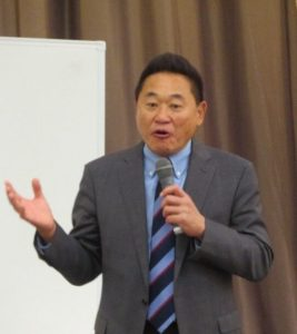 松木安太郎先生の講演を聴いてきました