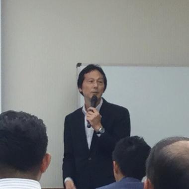 渡瀬謙先生の講演を聴いてきました