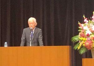 久能靖先生の講演を聴いてきました