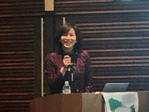 伊藤聡子先生の講演を聴いてきました