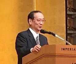 北川正恭先生の講演を聴いてきました