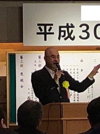 西成活裕先生の講演を聴いてきました